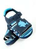 сандалии ребёнка Стоковые Фотографии RF