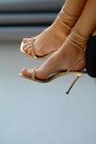 сандалии стоковое изображение rf