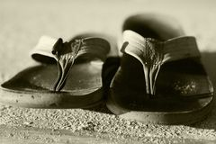 сандалии Стоковые Фотографии RF