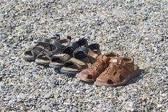 сандалии Стоковые Фото
