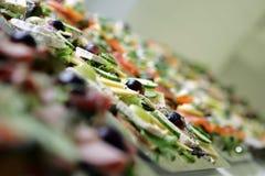 сандвичи завтрака Стоковые Изображения RF