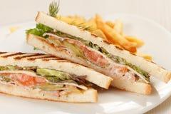 сандвичи Стоковая Фотография RF