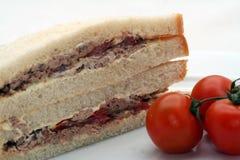 Сандвичи Стоковая Фотография
