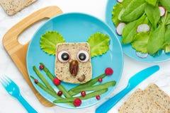 Сандвич коалы Стоковое Изображение