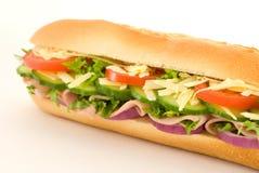 сандвич салата ветчины Стоковые Изображения RF