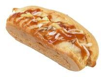сандвич салата mayo ketchup цыпленка стоковая фотография rf