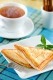 Сандвич сыра Стоковые Фотографии RF
