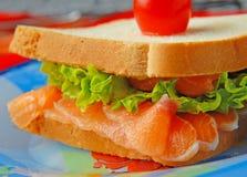 сандвич Стоковое Изображение