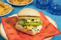 сандвич Стоковое Изображение RF