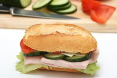 сандвич Стоковые Фото