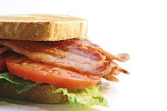 Сандвич BLT Стоковое фото RF