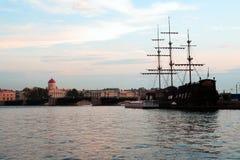 Санкт-Петербург в России стоковая фотография