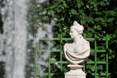 Санкт-Петербург Россия иносказательная скульптура Испания valeriano salvatierra prado мира музея madrid фасада иносказания Стоковое Изображение