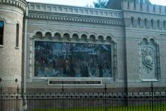 Санкт-Петербург, Россия - 2-ое июля 2017: Музей генералиссимуса Suvorov стоковое фото