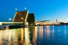 Санкт-Петербург, Россия Стоковое Изображение RF