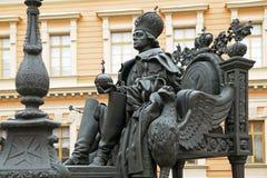 Санкт-Петербург Россия Стоковые Фото
