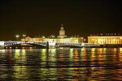 Санкт-Петербург Россия Стоковое Фото
