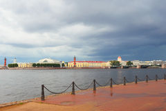 Санкт-Петербург Россия landmark исторического центра обваловка стоковое фото rf