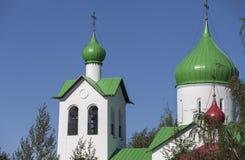 Санкт-Петербург, церковь Sergius Стоковое Изображение RF
