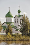 Санкт-Петербург, церковь Sergius Стоковое фото RF