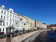 Санкт-Петербург Стоковые Изображения RF