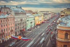 Санкт-Петербург Стоковая Фотография