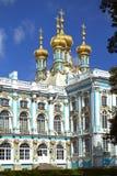 Санкт-Петербург, Tsarskoye Selo Pushkin, Россия Стоковые Изображения