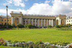 Санкт-Петербург, Tsarskoye Selo Pushkin, Россия Стоковые Фото