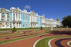 Санкт-Петербург, Tsarskoye Selo Pushkin, Россия Стоковая Фотография