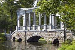 Санкт-Петербург, Tsarskoye Selo Pushkin, Россия Стоковое Изображение RF