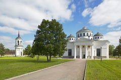 Санкт-Петербург, Tsarskoye Selo Pushkin, Россия Стоковое Фото