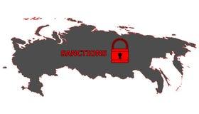 санкции Стоковые Фотографии RF