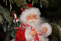 Санта Клаус - все волшебство рождества Стоковое Фото