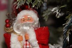 Санта Клаус - все волшебство рождества Стоковое Изображение RF