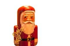 Санта Клаус изолировал Стоковые Фотографии RF