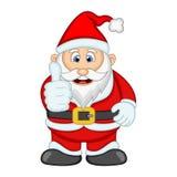 Санта Клаус для вашей иллюстрации вектора дизайна Стоковые Изображения RF
