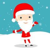 Санта Клаус Стоковое Фото