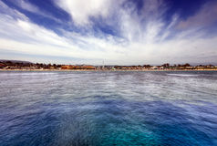 Санта Чруз Стоковая Фотография RF