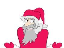 Санта Иллюстрация штока