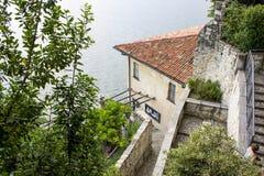 Санта Caterina del Sasso, Италия Стоковое Фото