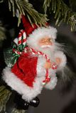 Санта Clauss - все волшебство рождества Стоковая Фотография