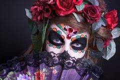 Санта Muerte. стоковая фотография