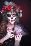 Санта Muerte. стоковая фотография rf