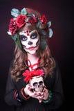 Санта Muerte. стоковые изображения rf