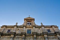 Санто Доминго, Доминиканская Республика Национальный пантеон в улице Las Damas Стоковая Фотография