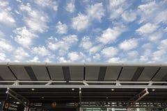 Сантьяго, Чили - международный аэропорт Стоковое фото RF