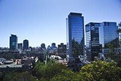 Сантьяго de Чили Стоковое Изображение RF