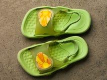 сандалия Стоковое Фото