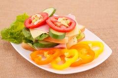 сандвичи Стоковые Изображения