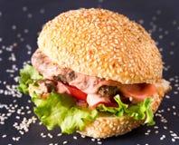 сандвичи Стоковые Фотографии RF